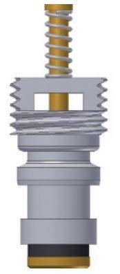 Ventileinsatz kurz AS/EM Hochleistung