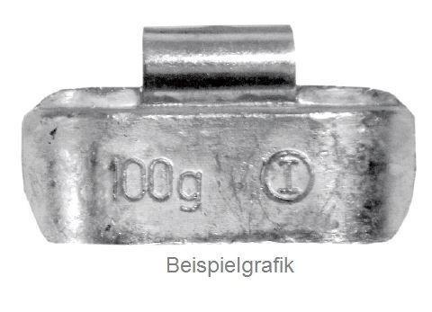 LKW Schlaggewicht 100 g Steilschulter