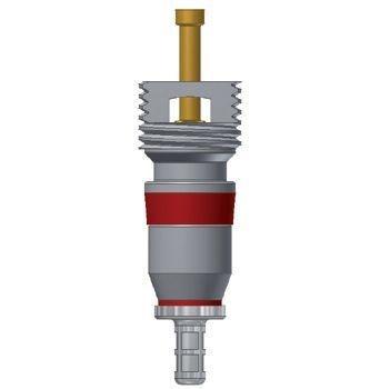 Ventileinsatz AS/EM kurz Hochleistung