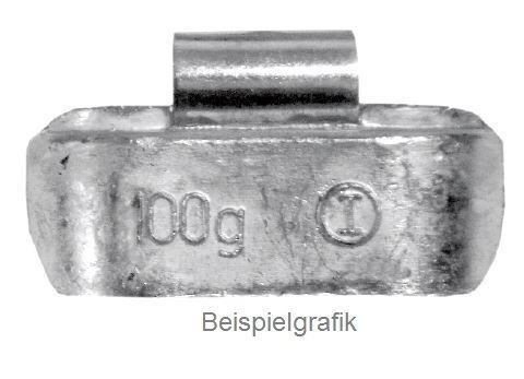 LKW Schlaggewicht 400 g Steilschulter