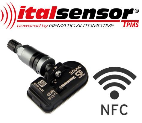 TPMS Universal Sensor Italsensor 3.0evo NFC titan