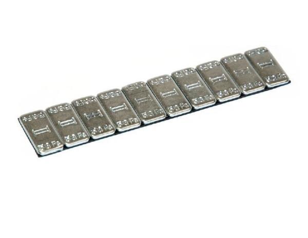 Klebegewicht Stahl 30 g x-flach V3030