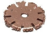 Carbid Rauring 50 x 3,5 mm fein (K36)