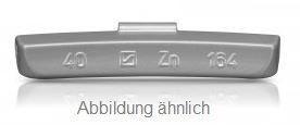 Schlaggewicht 75 g Stahlfelge TYP 164