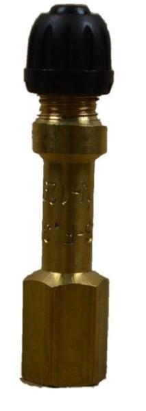 LKW Ventilverlängerung Metall starr 34 mm