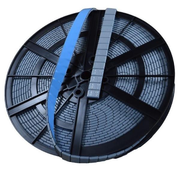 Klebegewichtrolle Zink 5 kg (1000 x 5g) FL Blue T.
