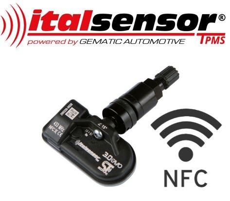 TPMS Universal Sensor Italsensor 3.0evo NFC Met.SW