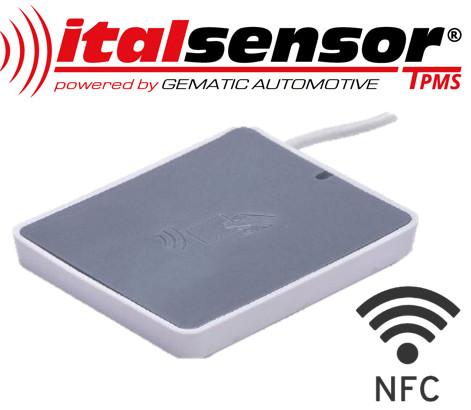 NFC Progrimmierpad italsensor
