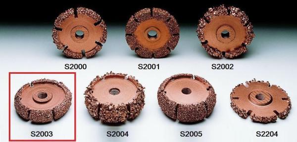 Carbid Rauring 50 x 13 mm fein (K36)