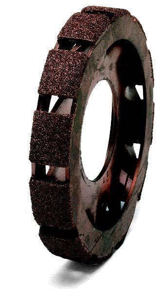 Carbid Rauring Seitenw. 225 x 38 mm grob (K18)