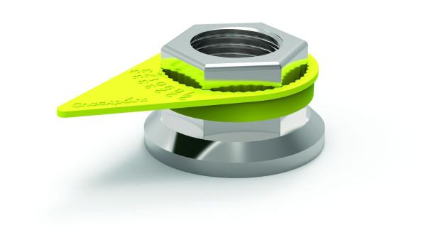Radmutternindikator CHECKPOINT 33 mm
