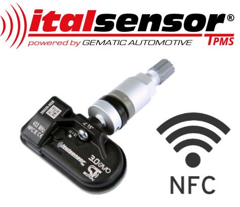 TPMS Universal Sensor Italsensor 3.0evo NFC Metall