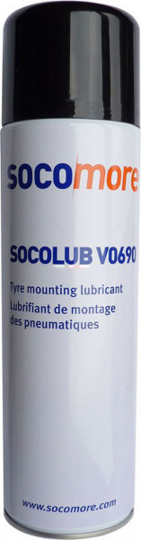 Schmiermittelspray SOCOLUB V0690 400 ml Spraydose