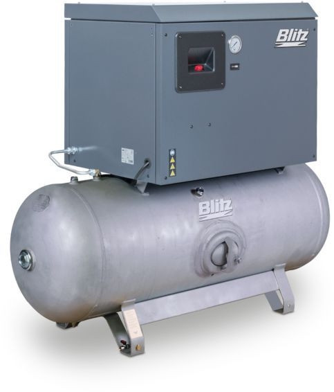 Kolbenkompressor LOGOS 650/270H Box liegend