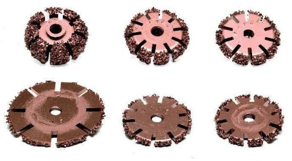 Carbid Rauring 100 x 3,5 mm fein (K36)
