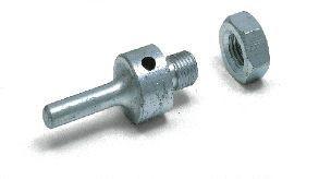 Werkzeugträger 6 mm x 3/8 (24 UNF) Feingewinde