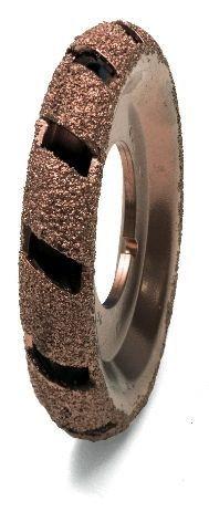 Carbid Raurad 150 x 25 mm grob (K18)