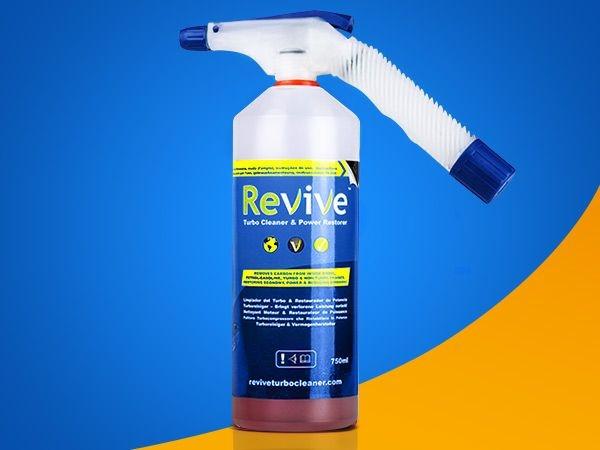 Revive Turboreiniger Flasche mit Pumpsprüher 750ml