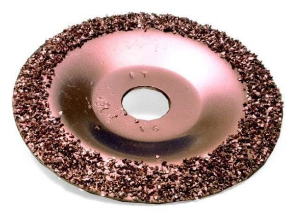 Carbid Rauscheibe 125 x 2 mm fein (K36)