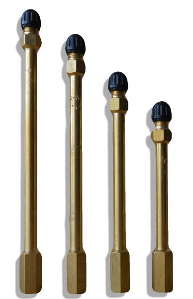 LKW Ventilverlängerung Metall starr 127 mm
