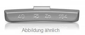 Schlaggewicht 25 g Stahlfelge TYP 164