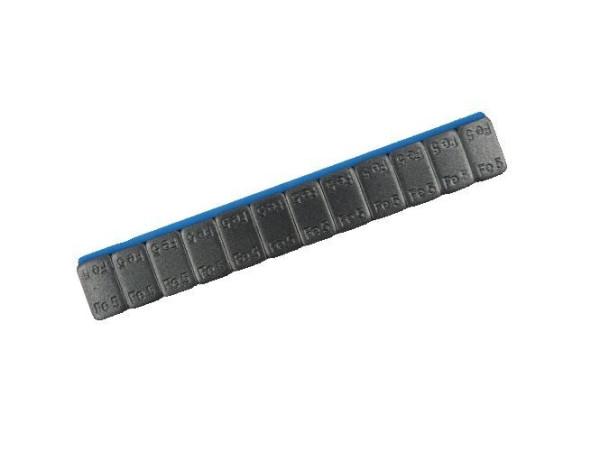 Klebegewicht Stahl 60 g anthrazit 12x5 FL