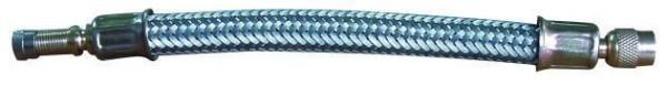LKW Ventilverlängerung Metallummantelt 270 mm