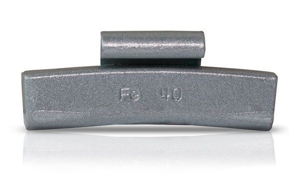 Schlaggewicht 25 g Stahlfelge TYP 187 Transporter