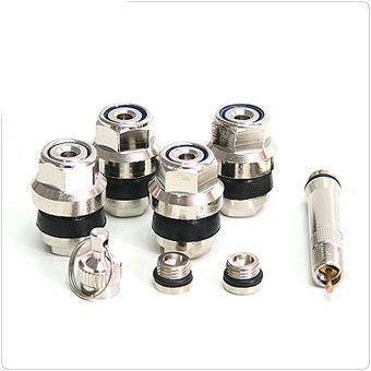 Versteckte Metallventile 11,5 mm (Satz=4 St.)