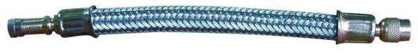 LKW Ventilverlängerung Metallummantelt 210 mm