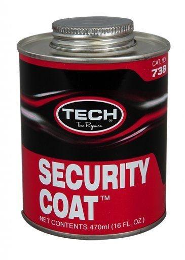 Inner Liner TECH SECURITY COAT 738 (470 ml)