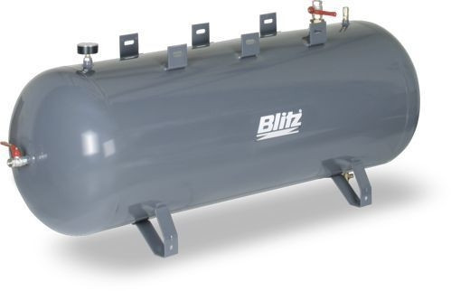 Druckluftbehälter KS 250/16, 250 l, 16 bar liegend