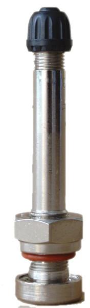 LKW Metallventil gerade für Alu-Felgen 59 x 9,7 m