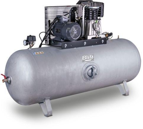 Kolbenkompressor WORKS 490/300H liegend