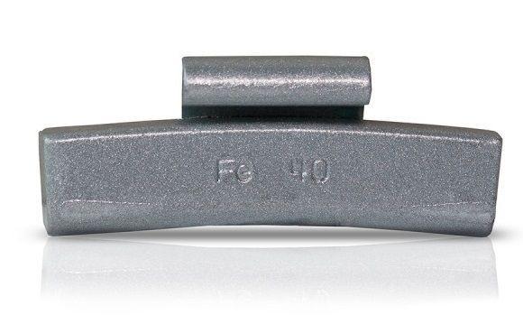 Schlaggewicht 60 g Stahlfelge TYP 187 Transporter