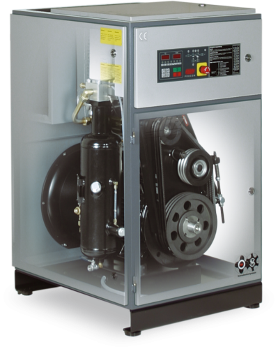 Schraubenkompressor MONSUN 5,5/13 bar