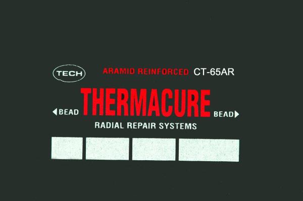Radial Reparaturpflaster TECH 189 CT-65AR