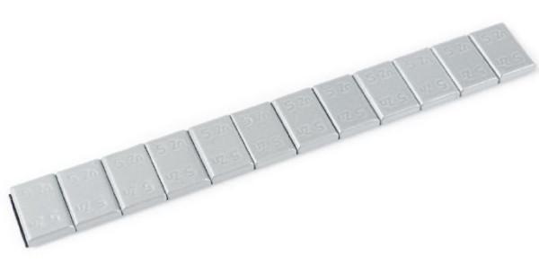 Klebegewicht Zink 60 g PVC Blue Tape