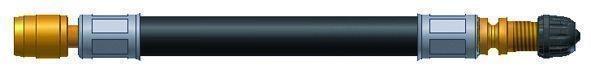LKW Ventilverlängerung TEXTIL 125 mm