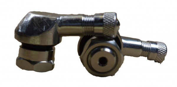 Motorradeckventil Leichtmetall-Felge 11,5 mm